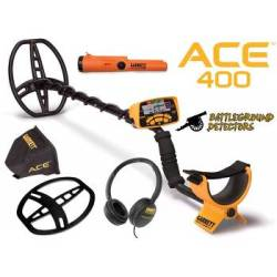 Garrett ACE 400i + Pro Pointer AT