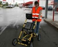 What is a ground-penetrating radar and how