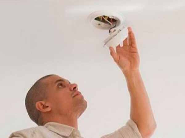 Why may a smoke detector be you useful
