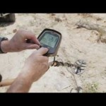 Discriminating Iron from Gold with the Fisher F75 Metal detector Reviews