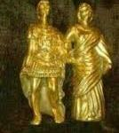 find gold and dozens of Roman statues in Jordan