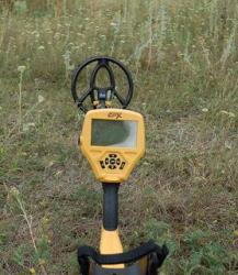 ground efx swarm series mx200 metal detector