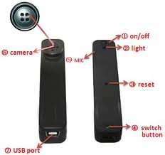 tiny hidden spy camera