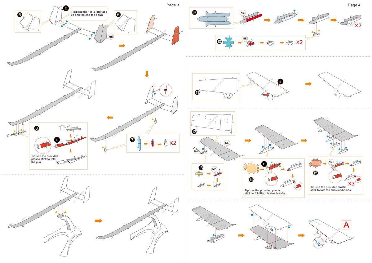 Metal Earth Aviation