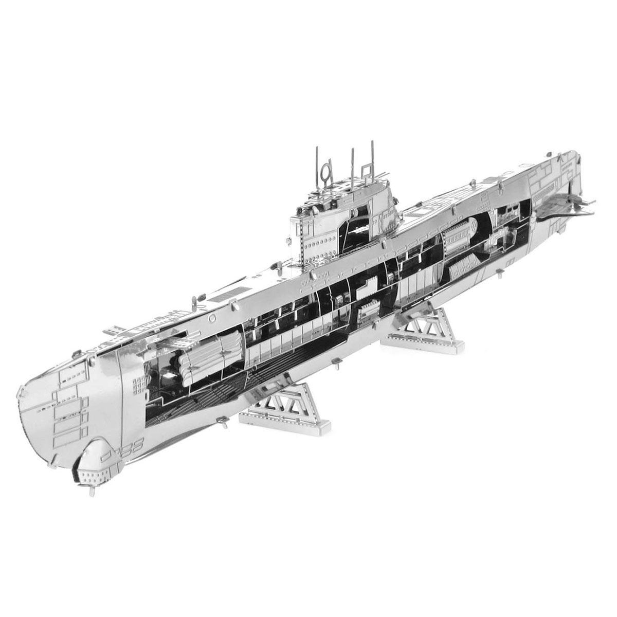 Metal Earth Ships