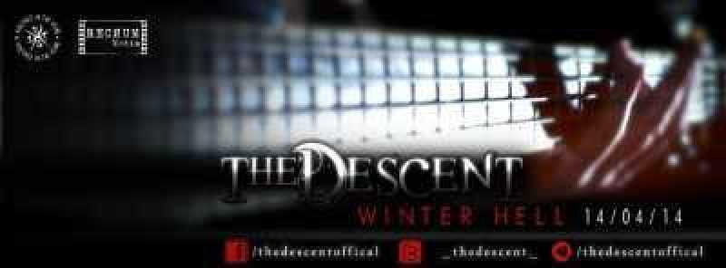 The Descent estrenan videoclip para el tema Winter Hell