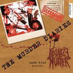 Legalize Murder título, portada y tracklist de su próximo disco