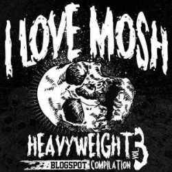 A.D. tema nuevo del I Love Mosh: Heavyweight Compilation Vol 3