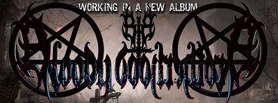Bloody Brotherhood grabando su primer disco Ritual Of Blood
