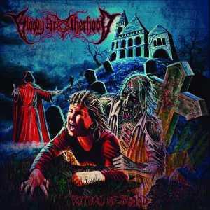Bloody Brotherhood adelanto de Ritual Of Blood