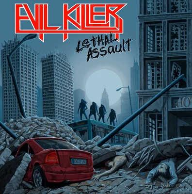 Evil Killer segundo single Lethal Assault