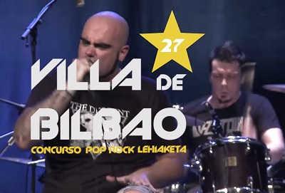 27 Concurso Pop Rock Villa de Bilbao abierto