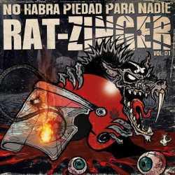 """Rat-Zinger escucha """"Locomotora"""""""