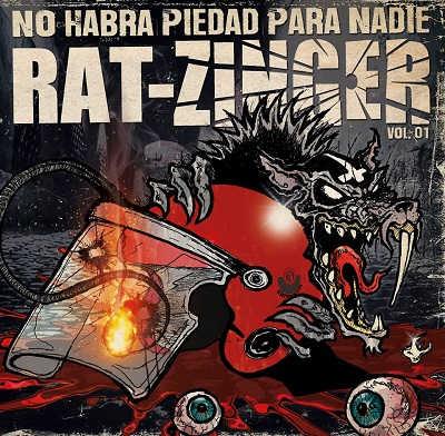 Rat-Zinger escucha Locomotora