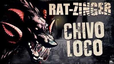 Rat-Zinger nuevo single Chivo Loco