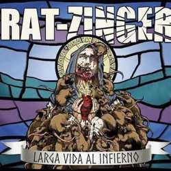 Rat-Zinger colaboraciones en su nuevo disco