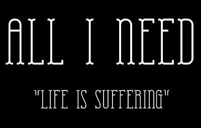 All I Need videoclip de Life Is Suffering