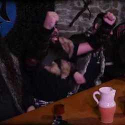 Biersbreaker videoclip de «Drunken Bards»