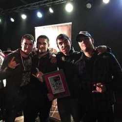 Black Ocean Witness ganadores del Leioa Pop Rock 2016