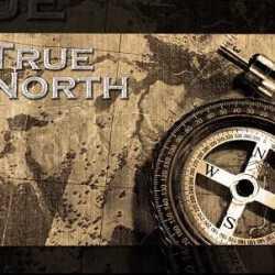 In Thousand Lakes lyric-video de «True North»