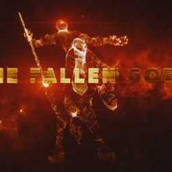 Orion Child lyric-video de «Fallen Gods»