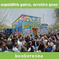 Bonberenea Aspalditik Gatoz, Urrutira Goaz