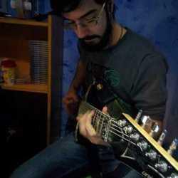 Incursed se despiden de su guitarra Asier Fernandez