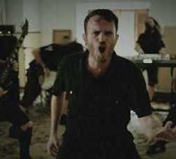 "Orion Child videoclip de ""As Darkness Falls"""