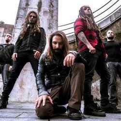 The Flying Scarecrow en la final del W.O.A. Metal Battle Spain
