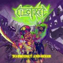 Electrikeel nuevo E.P. «To Protect and Sever»