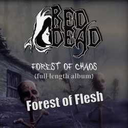 Red Dead nos presentan el tema «Forest Of Flesh»