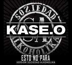 Soziedad Alkoholika versionean a Kase.O