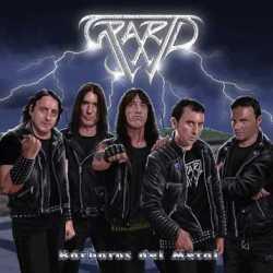 Sparto álbum nuevo «Bárbaros Del Metal»