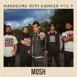 Mosh en «Hardcore Hits Cancer»