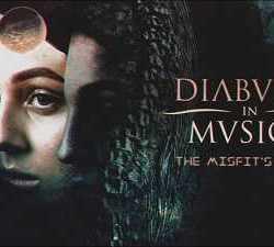 Diabulus In Musica lyric-video de «The Misfit's Swing»