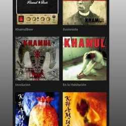 Khamul disponible toda su discografía