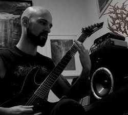 Fixation On Suffering guitar playthrough de un nuevo tema
