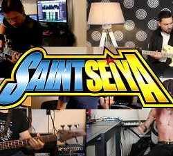 Blast Wave versión del tema central de la BSO de Saint Seiya