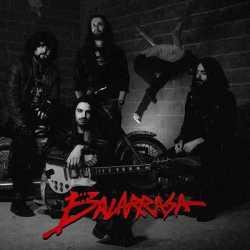Balarrasa presentan la portada de su primer disco