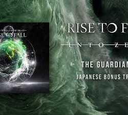 Rise To Fall comparten el bonus track «The Guardians»