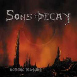 Sons Of Decay temas de adelanto