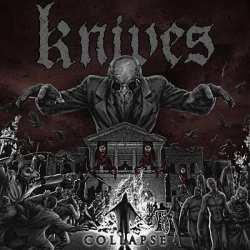 Knives portada y tracklist del nuevo disco