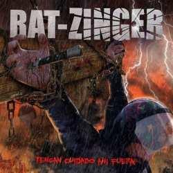 Rat-Zinger nuevo disco «Tengan Cuidado Ahí Fuera»