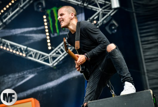 Betraying the Martyrs au Download Festival Paris le 16 juin 2018