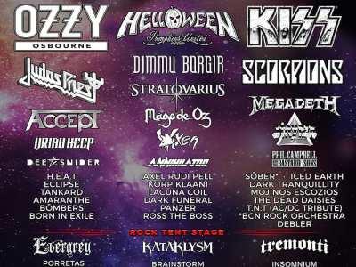 Rock Fest Barcelona 2018