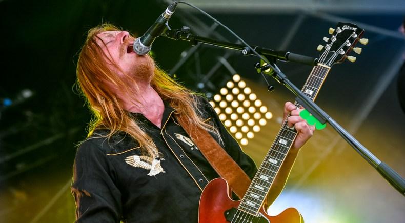 Graveyard au Download Festival Paris le 17 juin 2018