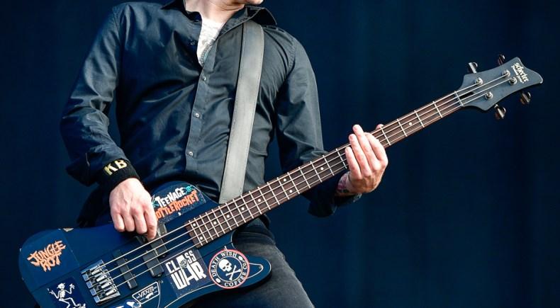 Volbeat au Download Festival Paris le 18 juin 2018