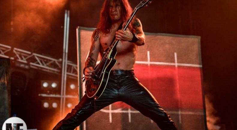 Enslaved au Hellfest le 23 juin 2018