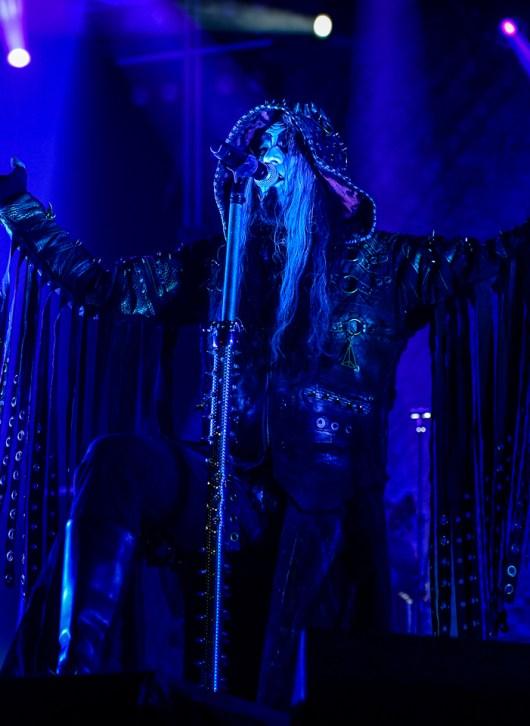 Dimmu Borgir au Hellfest le 23 juin 2018