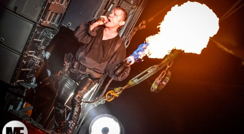 Iron Maiden au Hellfest le 24 juin 2018